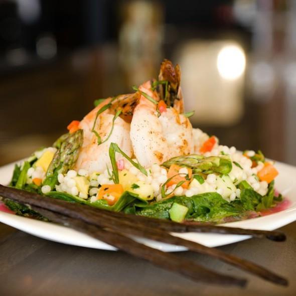 Shrimp @ Vino Nadoz Wine Bar