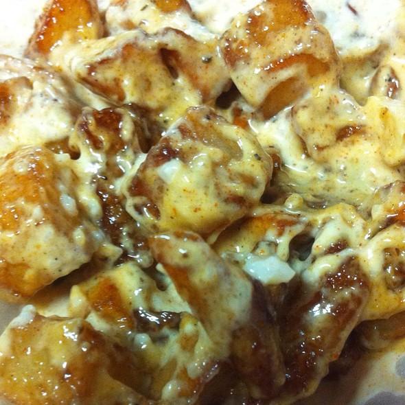 Fried Potato Salad @ The Southerner