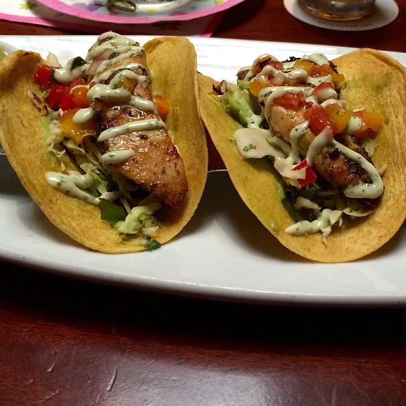 Blackened Mahi Fish Tacos - Seasons 52 - Altamonte Springs, Altamonte Springs, FL