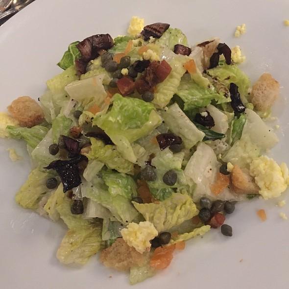 Karen's Caesar Salad - fire food and drink, Cleveland, OH