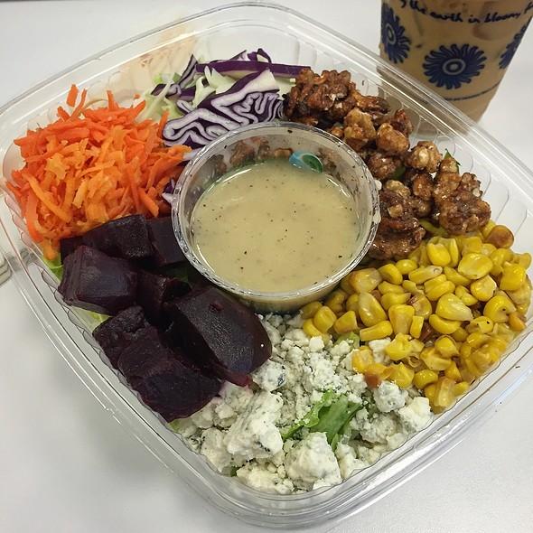 Rainbow Salad @ San Francisco Soup Company
