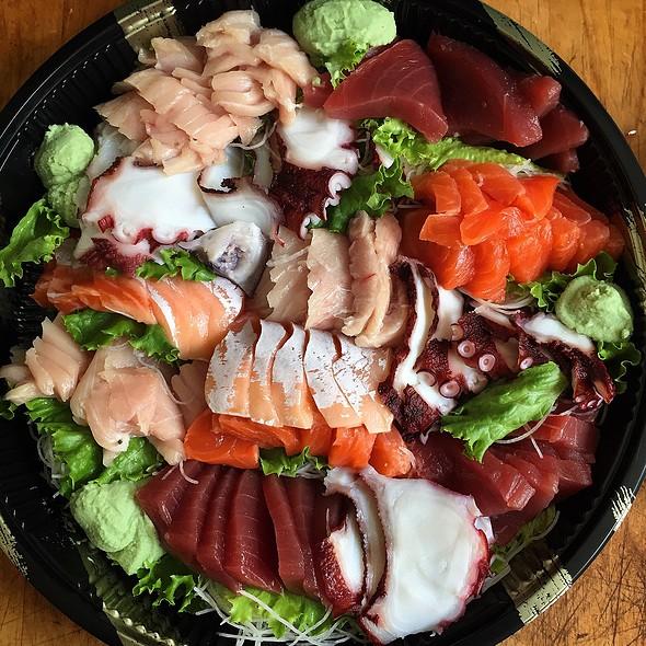Sashimi Platter @ Suruki Supermarket
