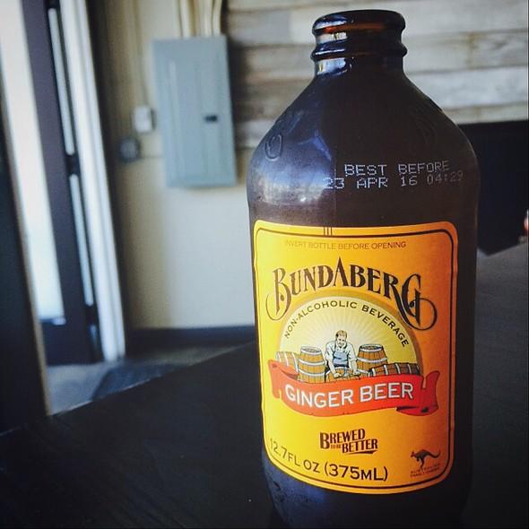 Ginger Beer @ Long Bridge Pizza Company