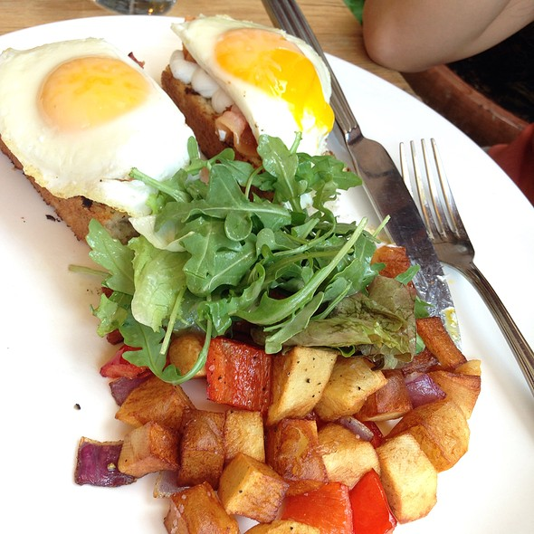 Fried Eggs And Ricotta - EOLO: Seasonal Sicilian Kitchen, New York, NY