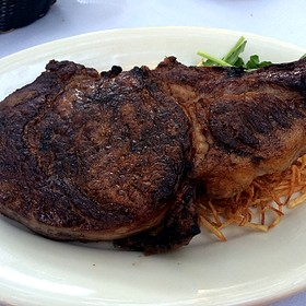 Ribeye Steak - Bobby Van's Steakhouse - DC, Washington, DC