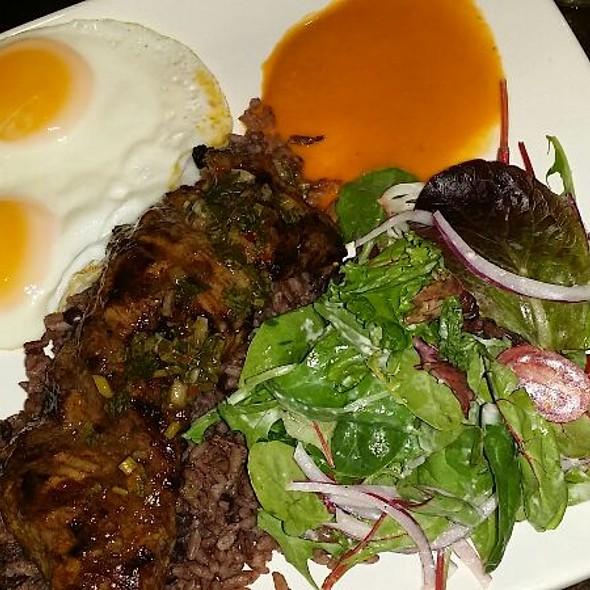 Steak A Caballo @ Yerba Buena