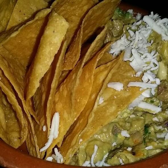 Guacamole and Chips - Yerba Buena, New York, NY
