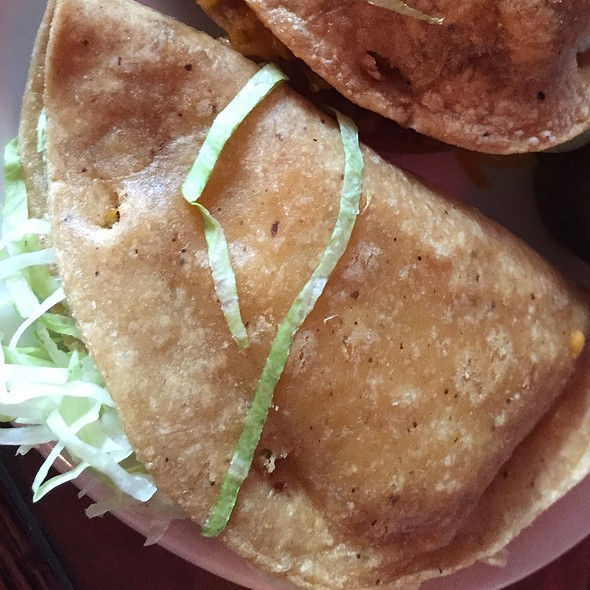 Potato Chipotle Taco @ Malo Restaurant