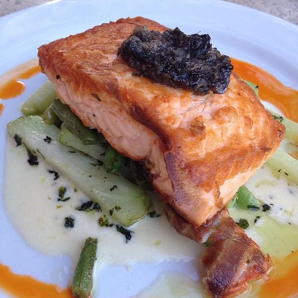 Pan Seared Salmon  - Consuelo Mexican Bistro, San Jose, CA
