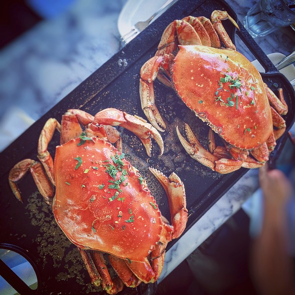 crab @ Crab House at Pier 39