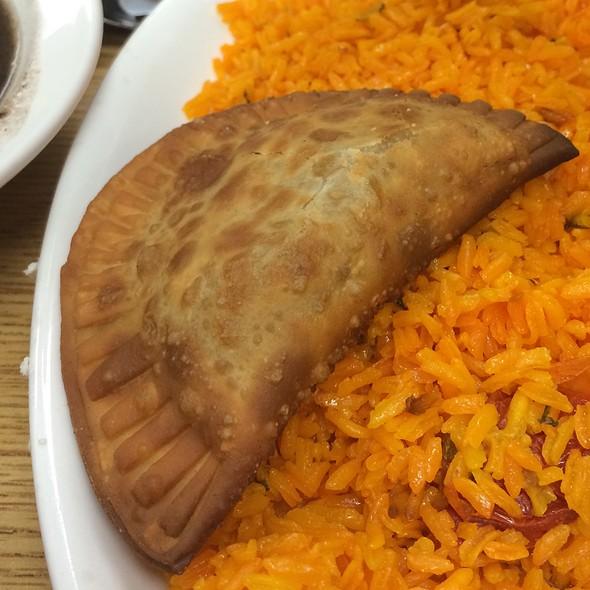 Cuban Empanada @ La Unica