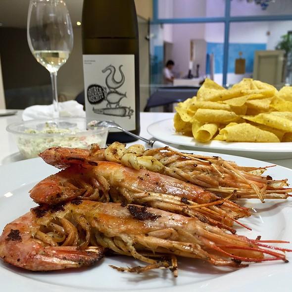 Argentina Red Shrimp @ Andes Premium Catch