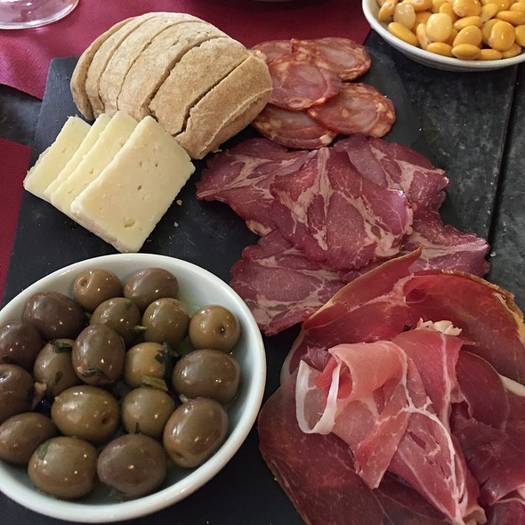 Cold Cut Platter Trindade Style