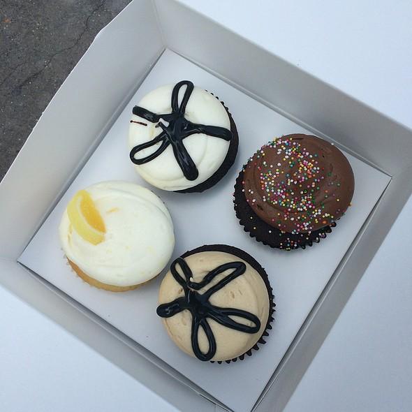 Lava, Lemon, Pbutter, Bday Cake