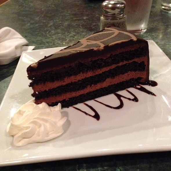 Chocolate Cake - Ellicott Mills Brewing Company, Ellicott City, MD