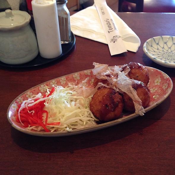 Okonomiy @ Temari Cafe