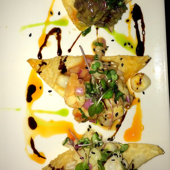 Tres Ceviches @ Selva Grill