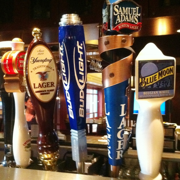 Plethora of Drafts - Augustino's at the Augusta Marriott, Augusta, GA