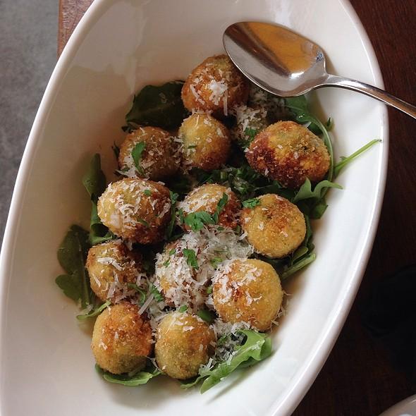 Olivi Fritti - EOLO: Seasonal Sicilian Kitchen, New York, NY