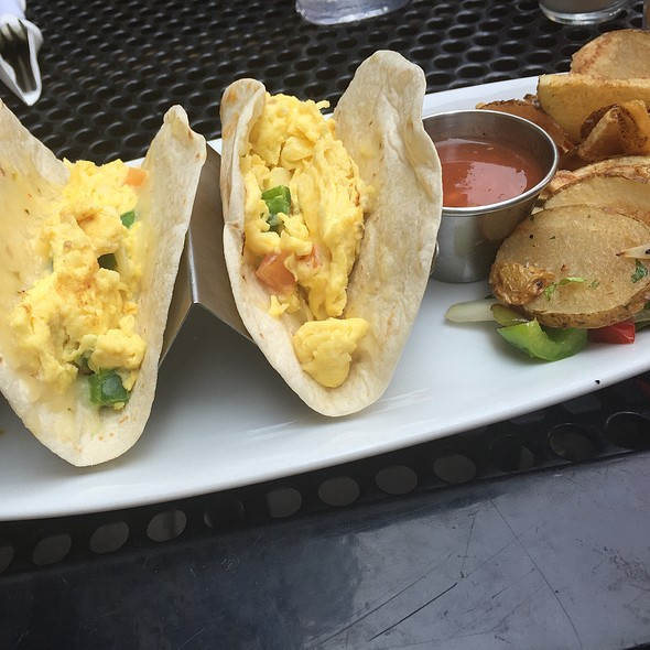 Breakfast Tacos - Sweetwater Tavern and Grille, Chicago, IL