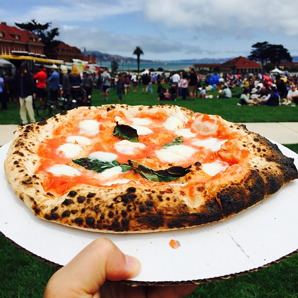Del Popolo Pizza @ Off the Grid: Picnic in the Presidio