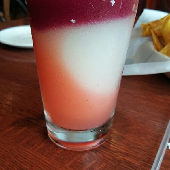 Red White And Blueberry Margaritas  - Tortilla Coast - Logan Circle, Washington, DC
