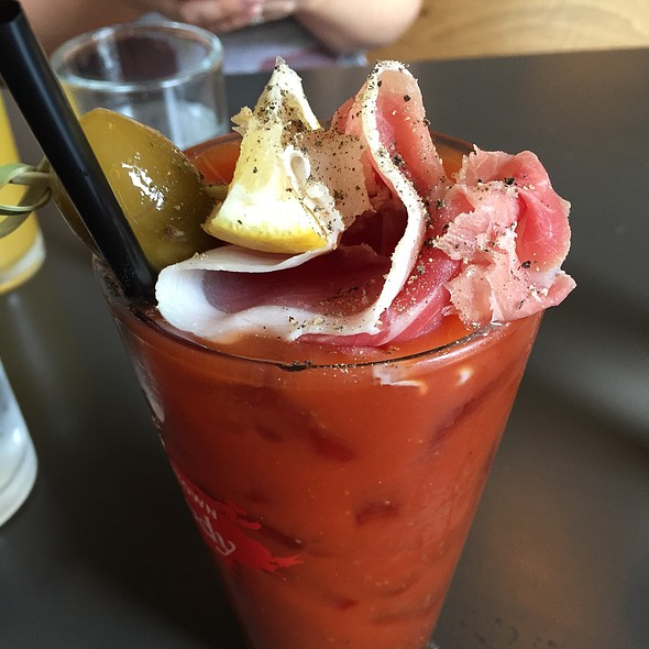 Butchertown Bloody Mary