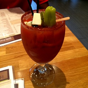 Bloody Mary - Kingsbury Street Cafe, Chicago, IL