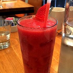 Watermelon Strawberry Cooler