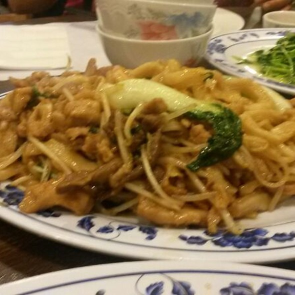 Deluxe Combination Chow Mein
