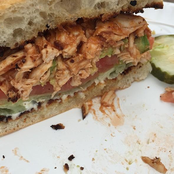 BBQ Chicken Sandwich @ Flo's