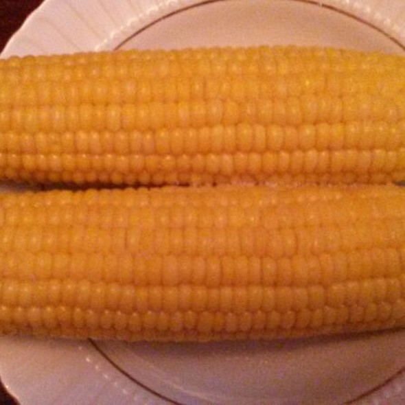 Boiled Corn @ At Esin's Home