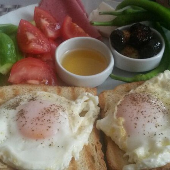 Another Breakfast @ At Esin's Home