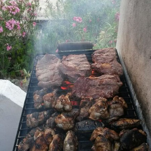 barbeque @ Bodrum