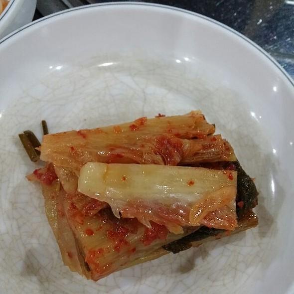 Kimchi (Korean Appetizer)