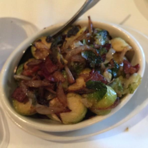 Brussels Sprouts - Morton's The Steakhouse - Boston Seaport, Boston, MA