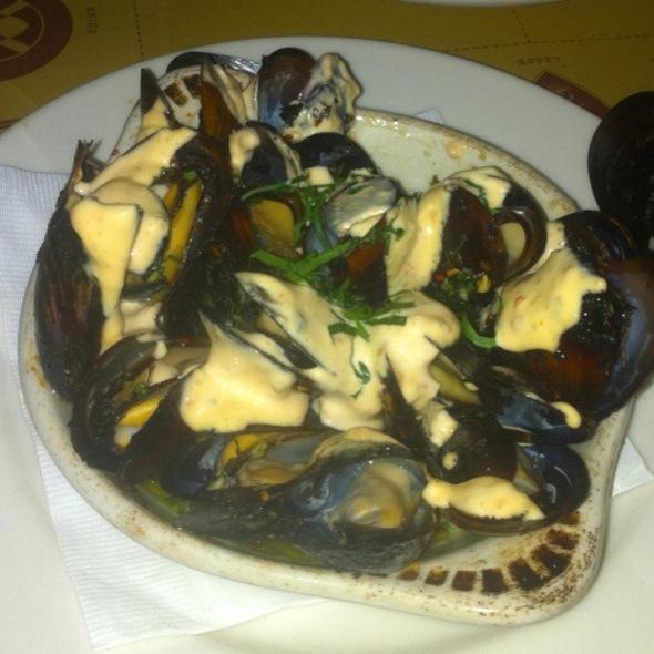 Mussels @ Pizzeria Mozza