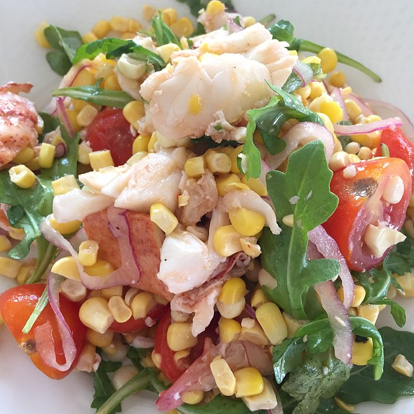 Lobster & Corn Salad @ Central House Bar & Grille