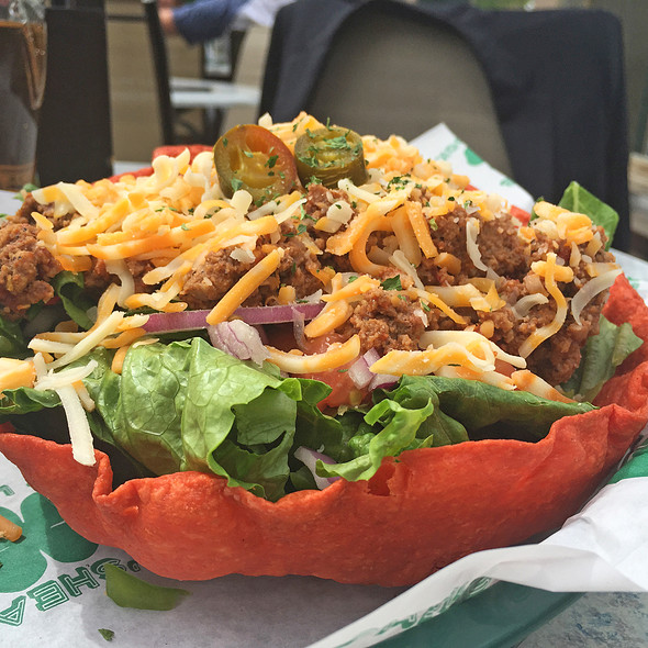 Beef Taco Salad @ O'shea's Irish Pub