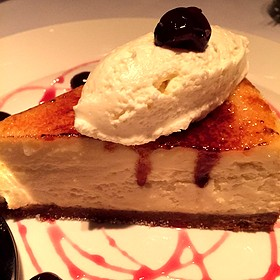 New York Cheesecake - Lavo, Las Vegas, NV