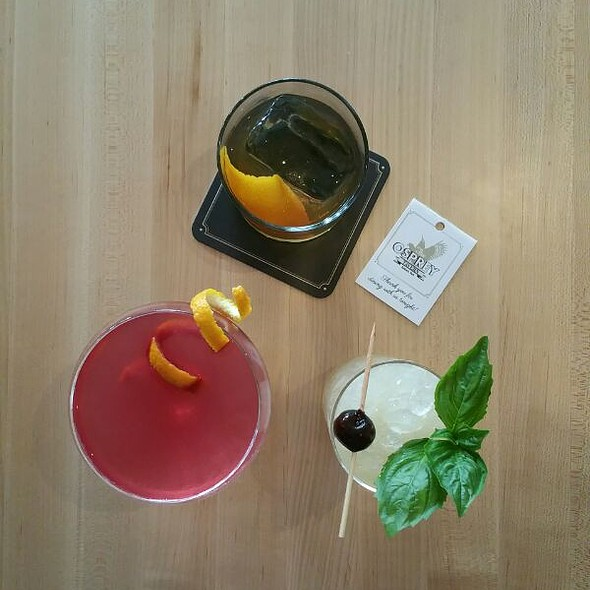 Cocktails @ Osprey Tavern