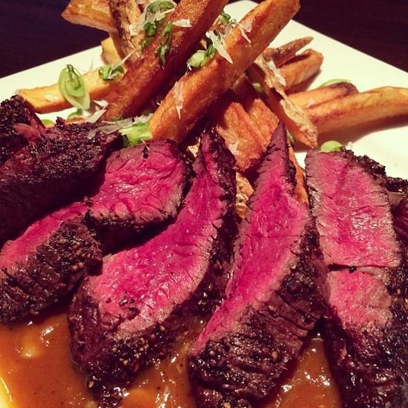 Steak - Madison's, Madison, WI