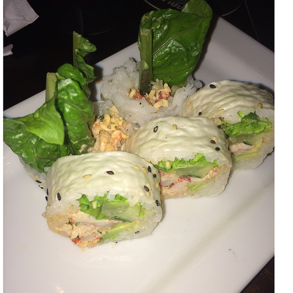 Spicy Lobster Roll