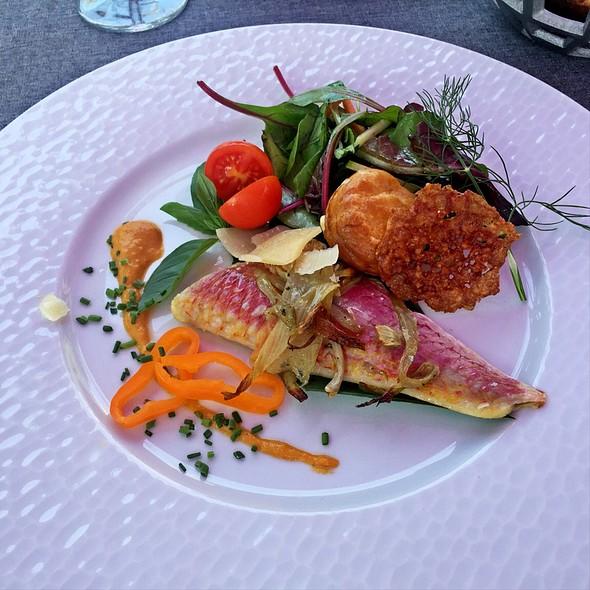 Rouget En Salade @ Les Olivades