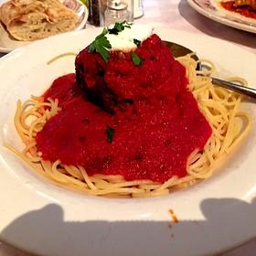 Spaghetti and Meatball - Mangiamo! Grand Rapids, Grand Rapids, MI