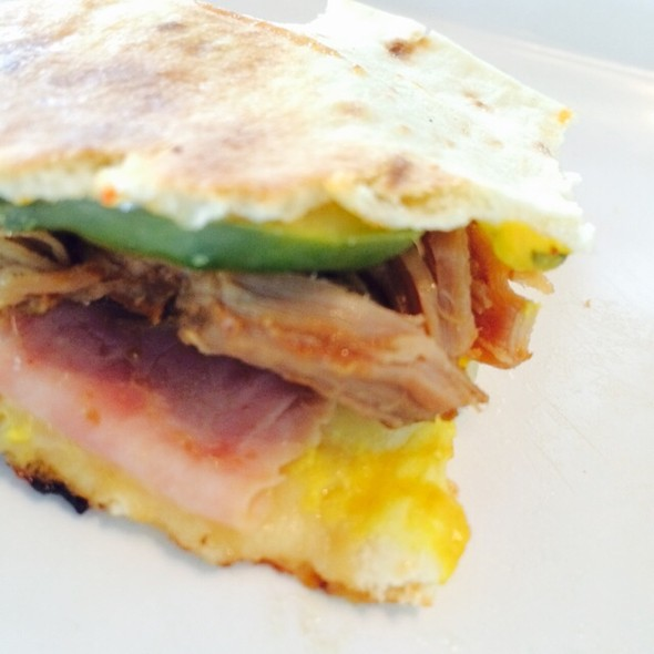 Cuban Sandwich @ Kitchen 67: A Michigan Bistro