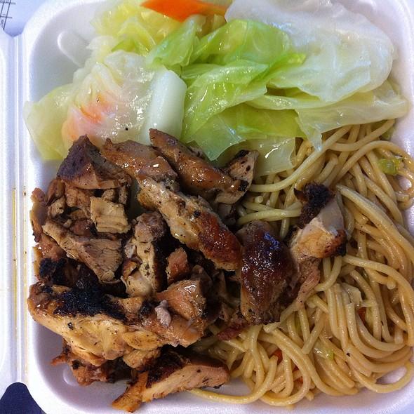 Blackened Chicken @ Cajun Cafe
