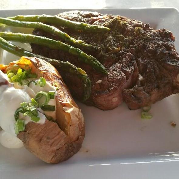 22 oz Cowboy Steak - Table at Crestwood, Boone, NC