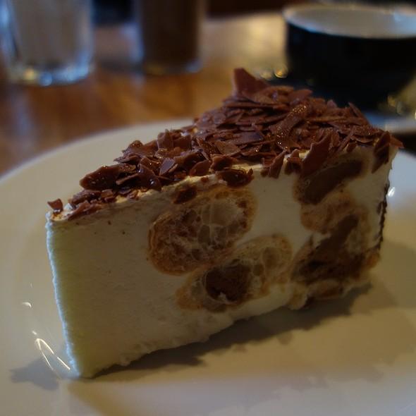 Saint Honorè Cake @ Coffee Bar Bonch