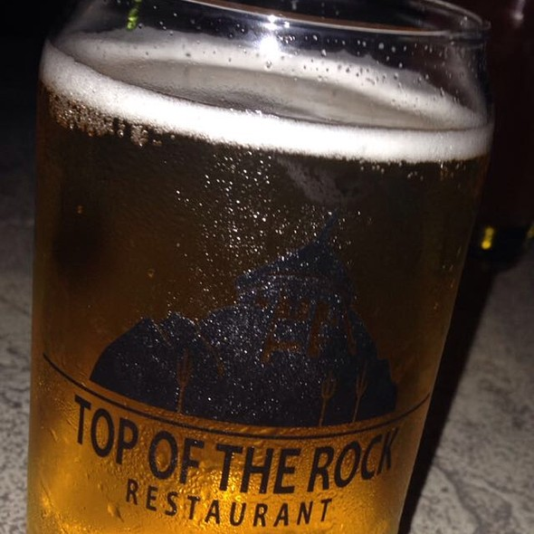 Huss Scottsdale Blonde - Top of the Rock Restaurant at the Marriott Buttes Resort, Tempe, AZ